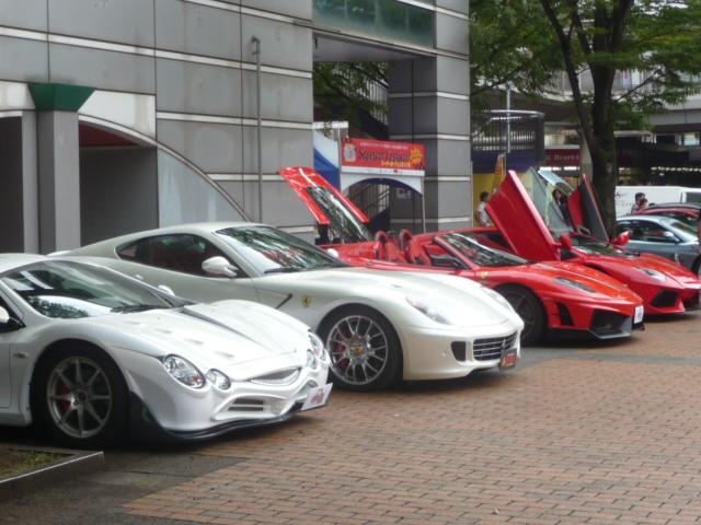 スーパーカー②