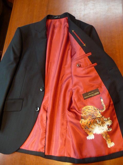 成人式スーツ①
